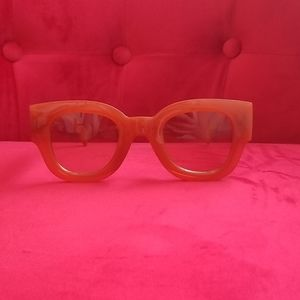"""FREE PEOPLE"" MATERA SUNGLASSES NWOT (PAPRIKA)"